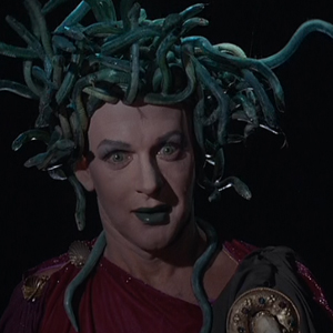 "You should all listen to Eddie Izzard""s routine about Perseus and Medusa, by the way."