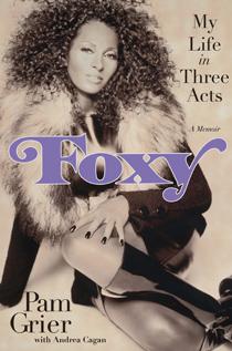 Foxy book cover