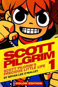 Scott Pilgrim's Precious Little Life, color edition