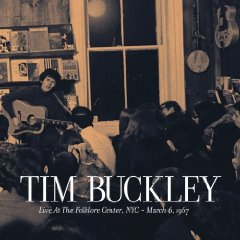 Tim Buckley - Live at the Folklore Center