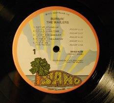 The Wailers -  Burnin'