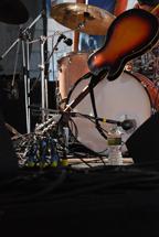 Guitar In Drums