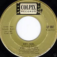 Freddie Scott - Hey, Girl