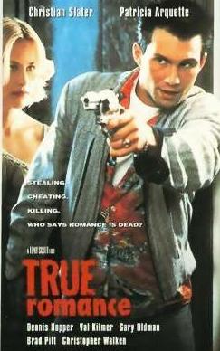 True Romance DVD Cover