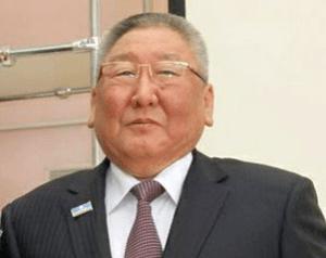 Егор Борисов - Президент Республики Саха (Якутия)