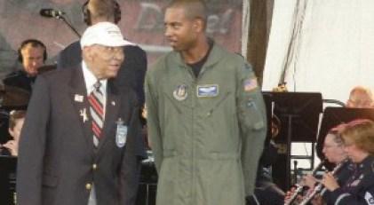 Walter Crenshaw tuskegee airmen