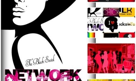 black social network