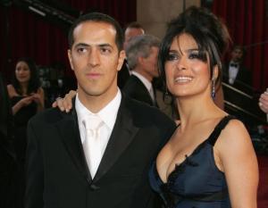 salma hayek brother