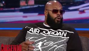 suge knight on talk show