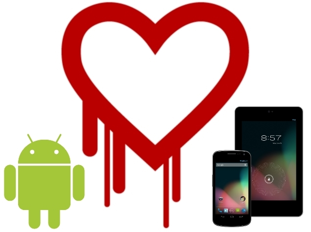 heartbleed and andriod
