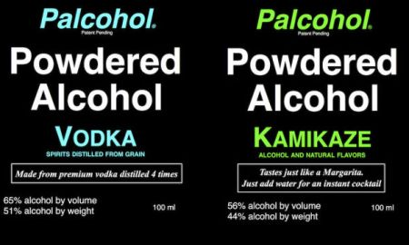 powered liquor