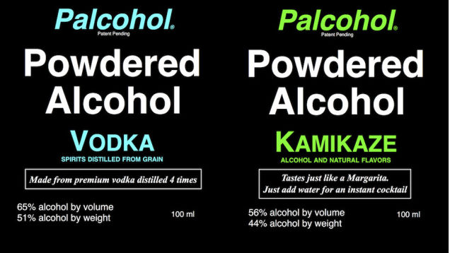 New Trend!!!! US Alcohol, Tobacco And Tax Bureau Approves Powered Alcohol