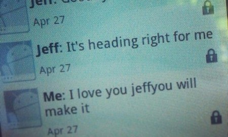 'Goodbye Mama,' Tornado Victim Sends Final Text