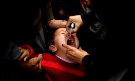 Polio Spreading worldwide