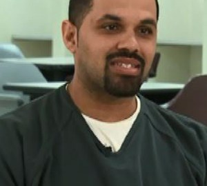After released in error, man convicted of armed robbery in prison for life