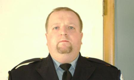 fired police officer