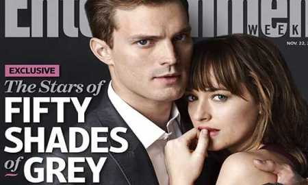 EXCLUSIVE TRAILER: FIFTY SHADES OF GREY