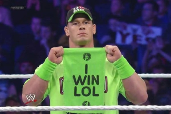 WWE Battleground 2014- John Cena Wins To Retin World Heavyweight Championship Title