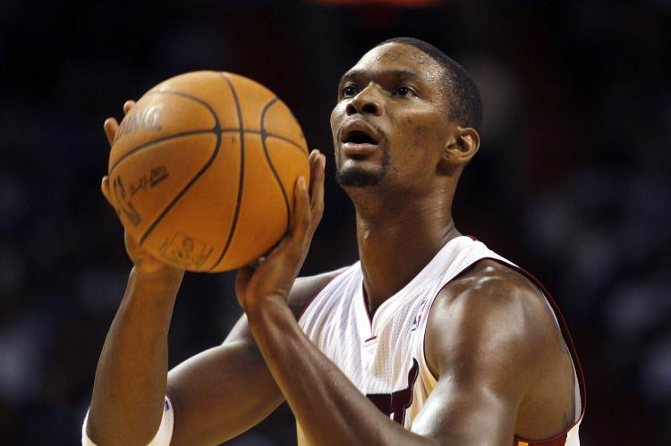Houston Rockets offer Chris Bosh Their Maximum Contract To Leave Miami Heat