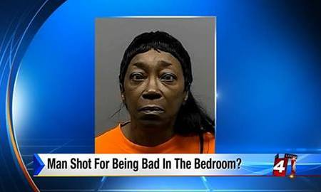 Michigan Woman Shoots Lover For Being Bad In Bed & She Didn't Shoot Blanks.