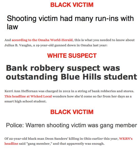 media examples