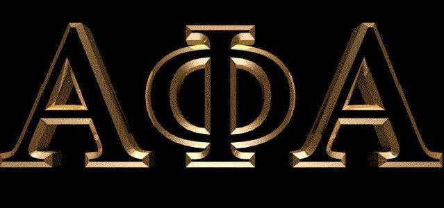 alpha greek letters