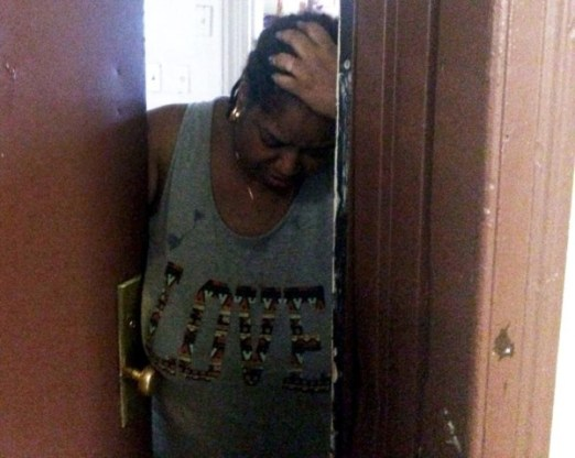 NYPD Has Done It Again: NYPD Drag Naked Black Woman From Apartment, Leave Her Passed Out On The Floor