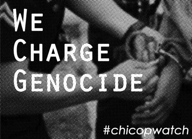 Chicago Kids To Charge Chicago Police Department With Genocide At The United Nations [VIDEO]