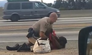 WOMAN PUNCHED BY CHP OFFICER SETTLES FOR 1.5 MILLION; OFFICER TO RESIGN