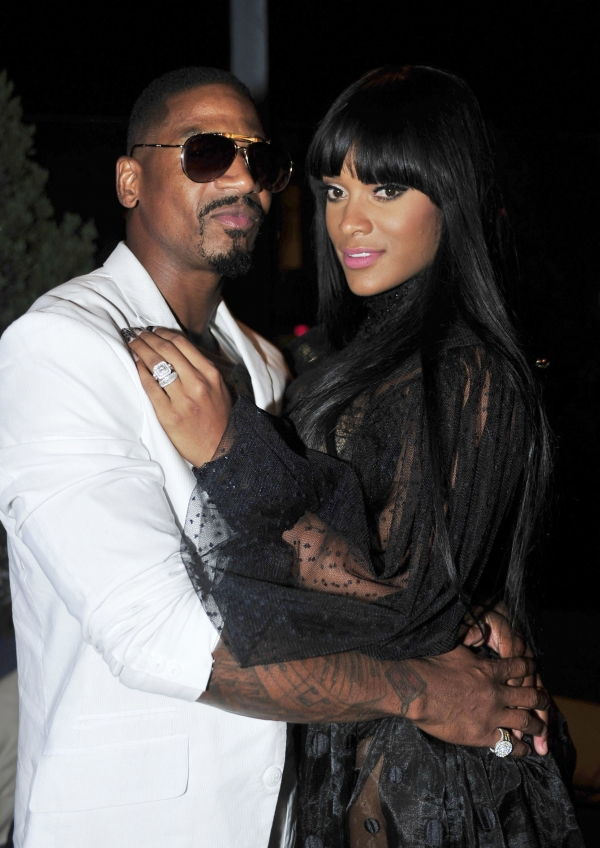 Stevie J. And Joseline Showed Up And Showed Out At The BET Hip Hop Awards [VIDEO]