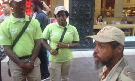 Chicago Street Team Ambassadors Fighting Homelessness With Diplomacy
