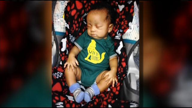 Father Recognizes Baby On Social Media After CPS Announces He Was Abandoned
