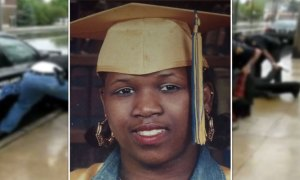 Cops Slam Unarmed Woman On The Pavement, Killing Her In Front of Family