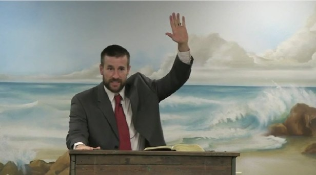 Christian Pastor Preaches For Death Of Obama And Calls His Mother A Whore (VIDEO)