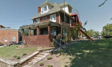 West Virginia Frat House