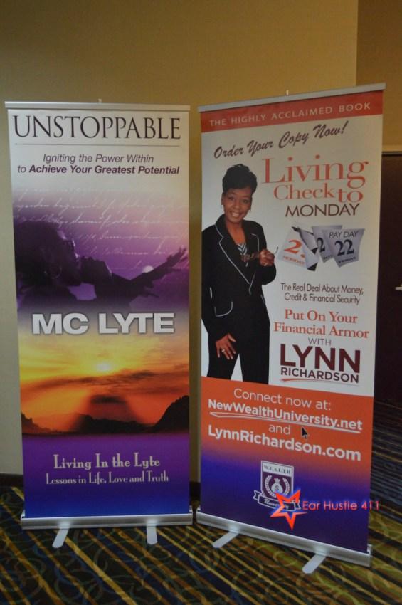 MC Lyte & Lynn Richardson