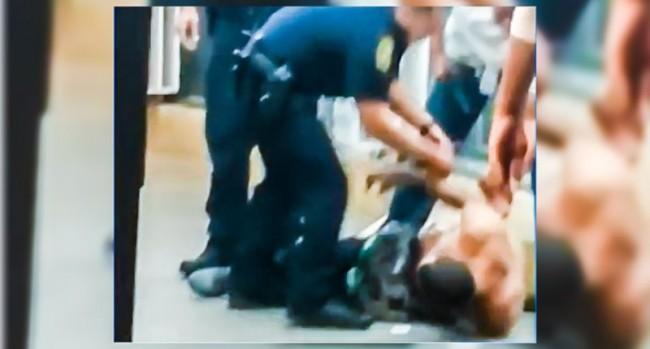 Bystanders Plead With Unarmed Black Man To 'Lay Down' After Houston Police Repeatedly Shoot Him