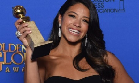 Congratulations- Chi Town's Own Gina Rodriguez Wins Golden Globe Awards