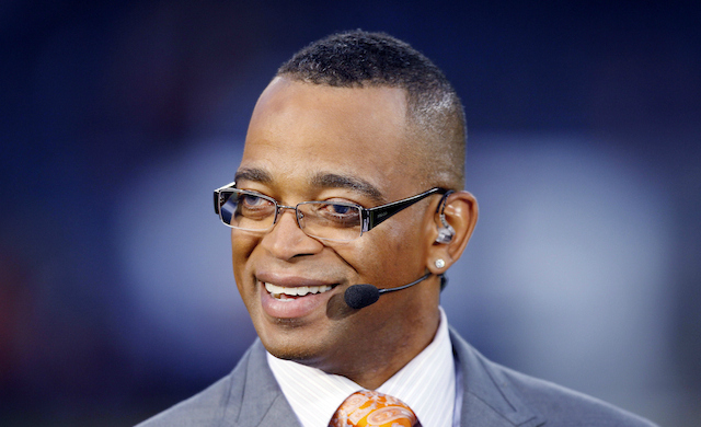 Stuart  Scott Of ESPN Sports Center Dies At 49 After Losing His Battle With Cancer