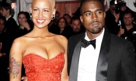 """Kanye's Comments About Amber Rose Exposes How White Women Are """"Always"""" Virtuous No Matter How Skeezy Their Past."""