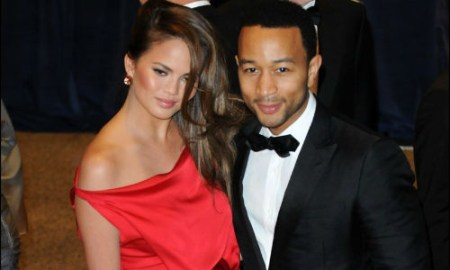 Oops!!! John Legends Wife Chrissy Teigen Accidentally Admits To Having Sex At An Obama Event