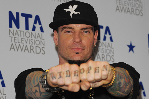 FORMER RAPPER VANILLA ICE ARRESTED FOR HOME BURGLARY
