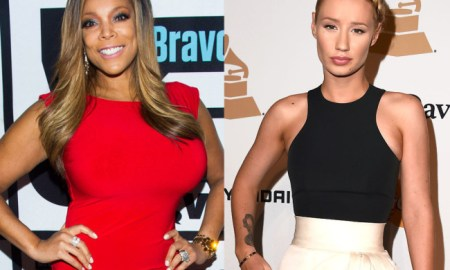Wendy Williams Says Black People Are Hating On Iggy Azalea Because She's White