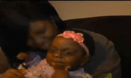 Mother Of Toddler With Rare Condition Responds To Cyberbullies