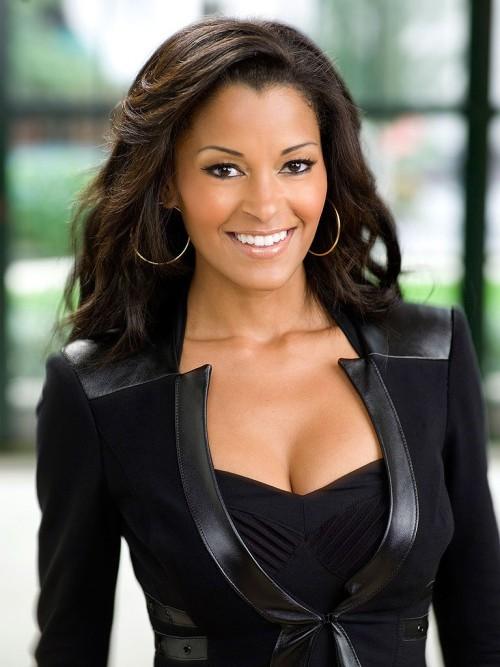 "Is Claudia Jordan Getting The Boot From ""The Rickey Smiley Morning Show"""