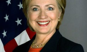 Hillary Clinton Says White People Need To Listen To The Cries Of African-American People, It's Real