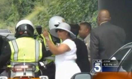 Cops Pull Over 100 Car Funeral Procession, Accused Them Of Going To Slow-The Family Is Pissed [Video]