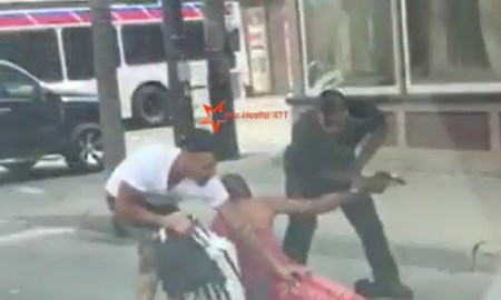 Young Man Was Robbed At Gunpoint In Broad Daylight For His $300 Jordan Sneakers [Video]