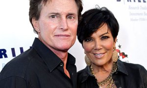 Kris Jenner Snaps: Bruce, Why Get Married & Have Kids If Wanted To Be A Woman
