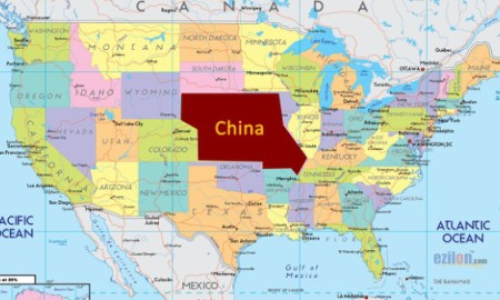 China Allegedly Poised To Demand U.S. Land As Payment For Over 1 Trillion Dollars Of U.S Debt